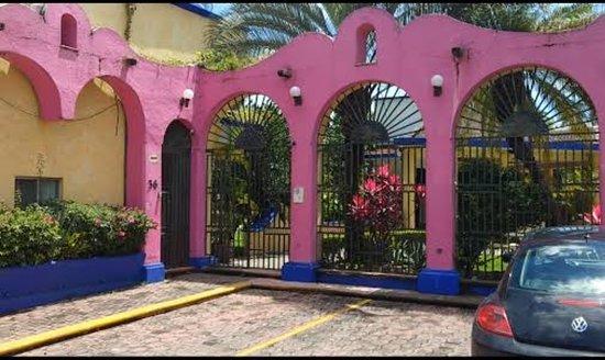 Temixco, México: ENTRADA PRINCIPAL