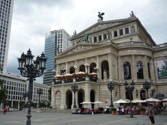 Old Opera House (Alte Oper) Photo