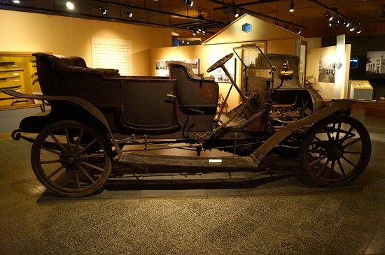San Jose, Argentina: Los primeros autos de la colonia