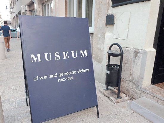 Museum Of War And Genocide Victims 1992 1995 Picture