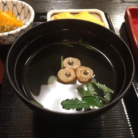 Normal average eel gril restaurant‼️