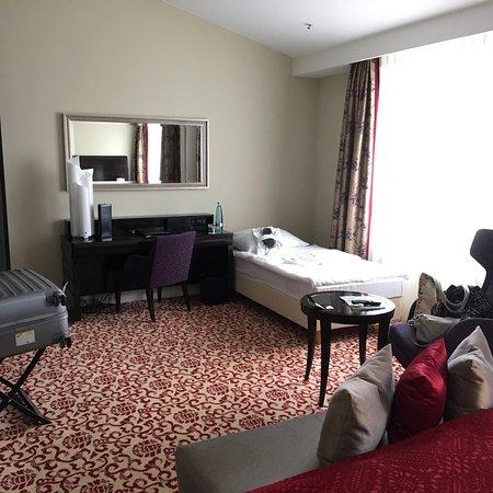 Luxuriöses Hotel mit guter Lage