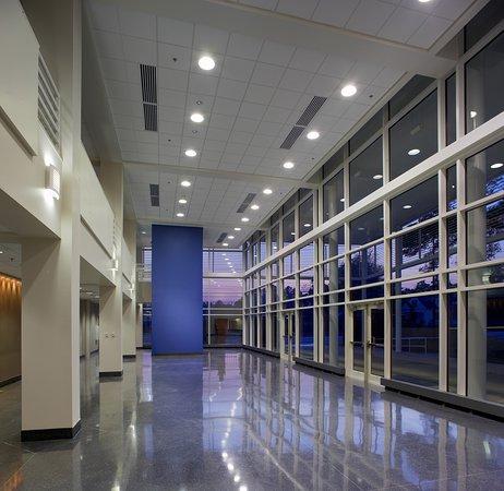 J.W. Seabrook Auditorium: Seabrook Lobby