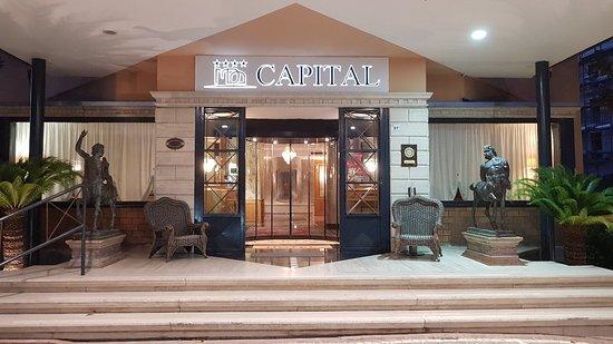 Quadrivio di Campagna, Italien: Hotel Capital