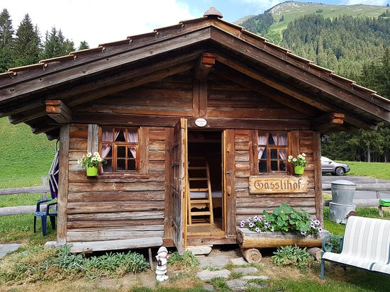 Feutersoey, Schweiz: Chalet