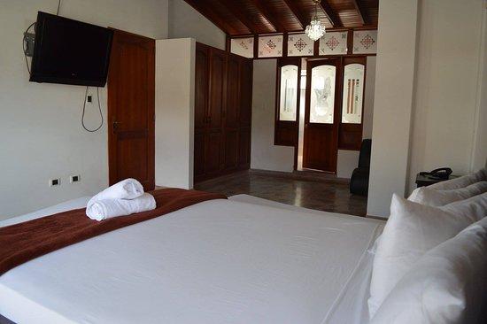 Riosucio, Colombia: habitación amplia te brindamos confort y tranquilidad
