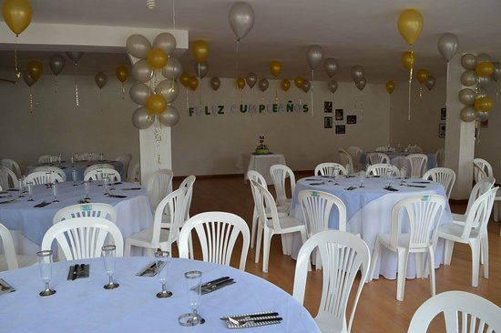 Riosucio, Colombia: contamos con amplio salon de eventos.
