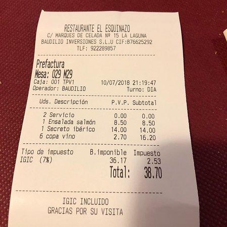 Restaurante El Esquinazo – fénykép