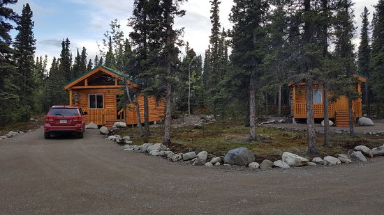 Denali Trivalley Cabins Prices Amp Campground Reviews