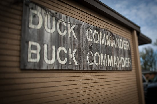 West Monroe, LA: Duck Commander Sign