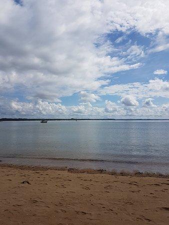 Coroa Vermelha Beach: Lugar lindo