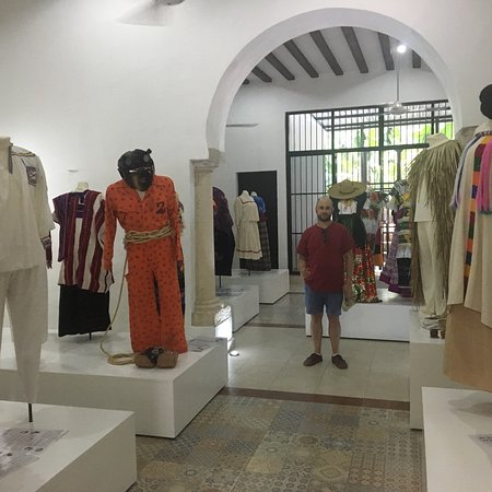 e4e51e5a1 Awesome clothing! - Picture of Museo de Ropa Etnica de Mexico ...
