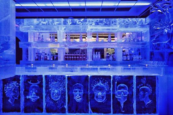 Magic Ice Bar Tromsø
