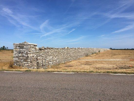 Karl X Gustaf's Wall