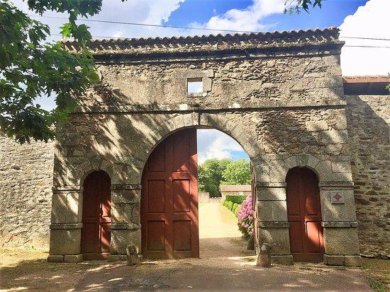 Confolens, Γαλλία: Bâti au 16ème classé en 1959, ce château est en état remarquable à l'intérieur comme à l'extérie