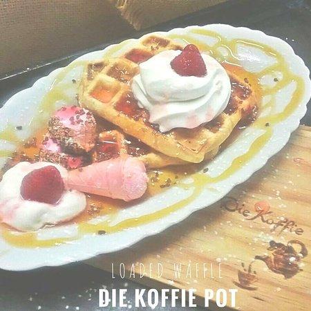 Louis Trichardt, Zuid-Afrika: Waffle