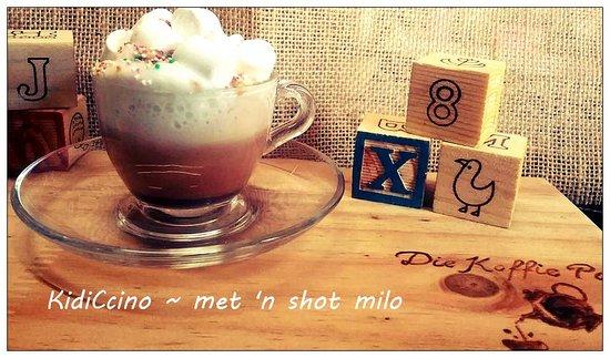 Die Koffie Pot Louis Trichardt: KidiCcino