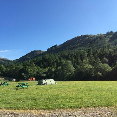 Glen Nevis Caravan and Camping Park: photo1.jpg