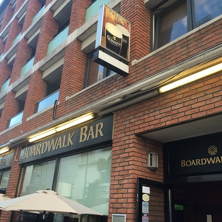 The Boardwalk Bar Limerick