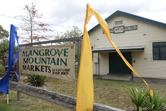 Mangrove Mountain Markets