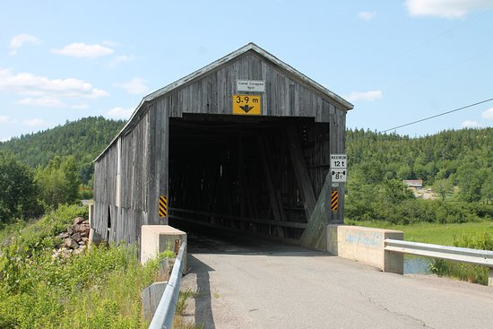 Canal Covered Bridge