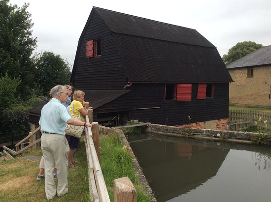 Ford End Watermill