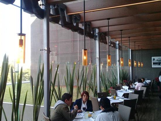 Amplio Y Bonita Terraza Picture Of Romano S Macaroni Grill
