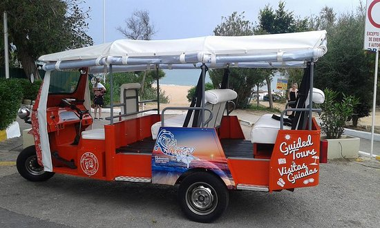 ‪Tony's Tuk Tuk Tours‬