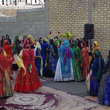 Shiraz, İran: Qashqai Nomad Village