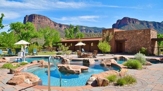 Gateway, CO: The pool