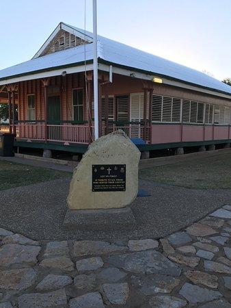 Camooweal, Australia: Drover Statue
