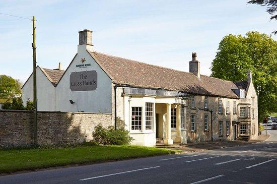 Old Sodbury, UK: Exterior