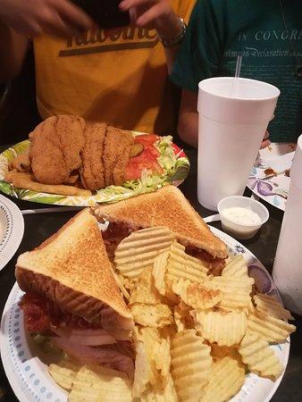 Bilde fra New Orleans Sandwich Company