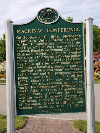 Foto de Mackinac Island State Park