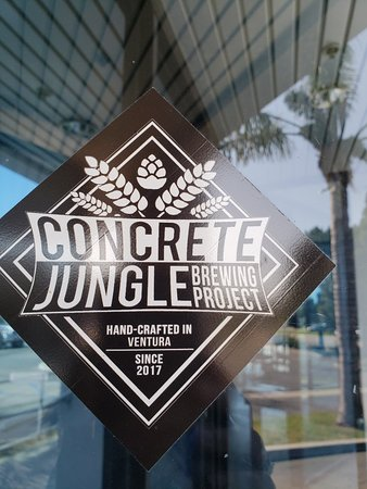Concrete Jungle Brewing Project