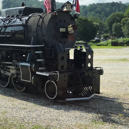 Great Smoky Mountains Railroad: photo2.jpg