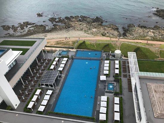 Bilde fra Hilton Busan
