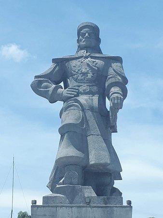 Emperor Quang Trung's Statue
