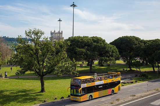 Lisboa Combo: Hop-On Hop-Off Tour med...
