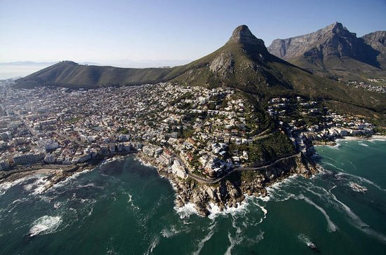 Cape Town Helicopter Tour: Atlantic...