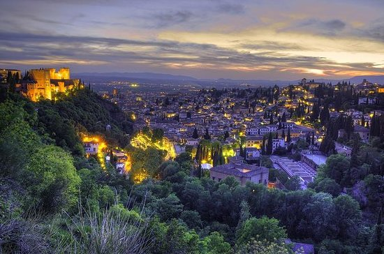 Sacromonte og Albaycin Walking Tour
