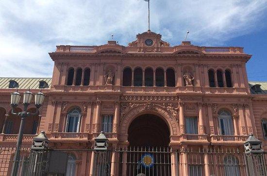 Visite privée de la ville de Buenos...