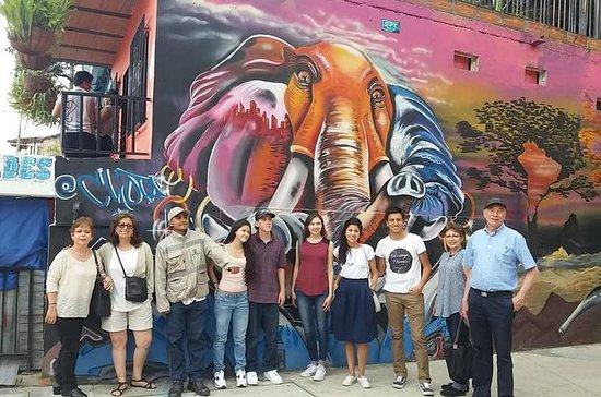Grafitti e Comuna 13 Tour de Medellín