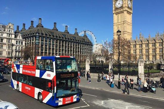 Excursion à arrêts multiples en bus à...