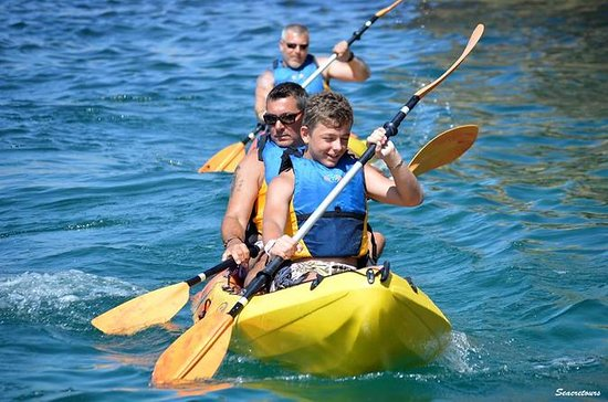 Algarve 4x4 Safari and Kayaking Tour...