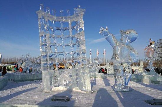 Visite de groupe à Harbin Ice and...