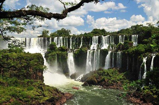 3-dagers luksustur til Iguazu Falls...