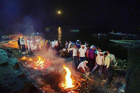 Varanasi Tod und Wiedergeburt
