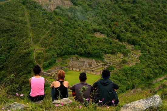 4 días Choquequirao desde Cusco