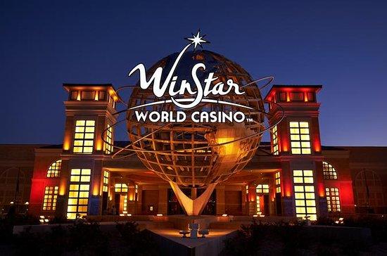 Visite privée au Casino Winstar...